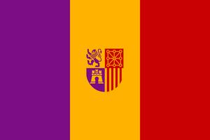 Spainish Republic Tricolor