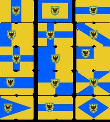 Republic of New Granada by Azzolubianco