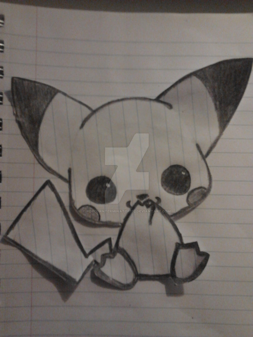 Chibi Pikachu :3 by Joseanimates on DeviantArt