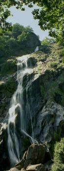 Powerscourt Falls 2 by tgarcez