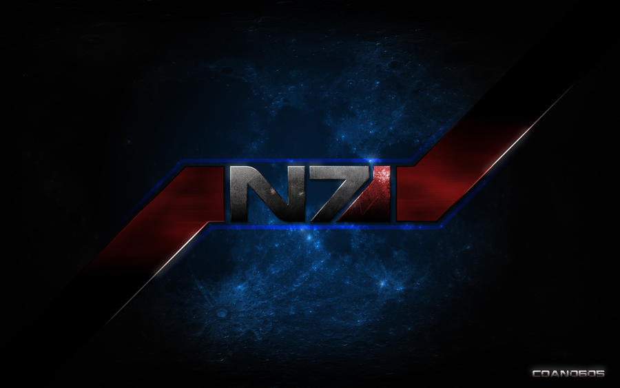 N7 wallpaper by GuardianoftheForce