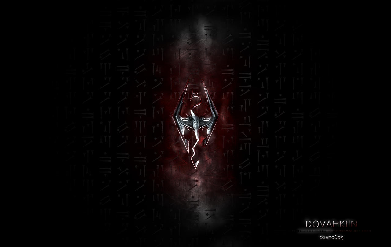 Skyrim Wallpaper 2 by GuardianoftheForce on DeviantArt