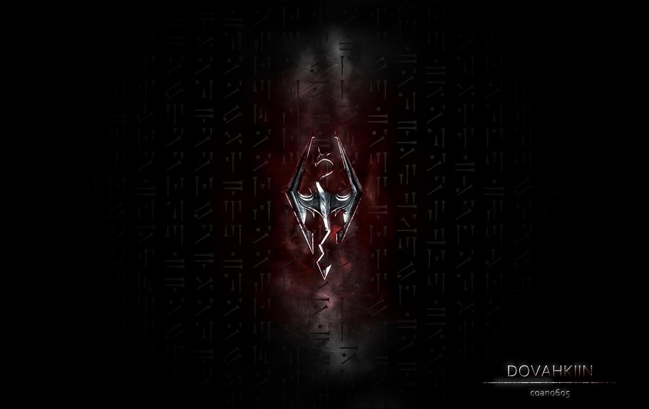 Skyrim Wallpaper 2 by GuardianoftheForce on DeviantArt