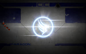Paragon Wallpaper by GuardianoftheForce