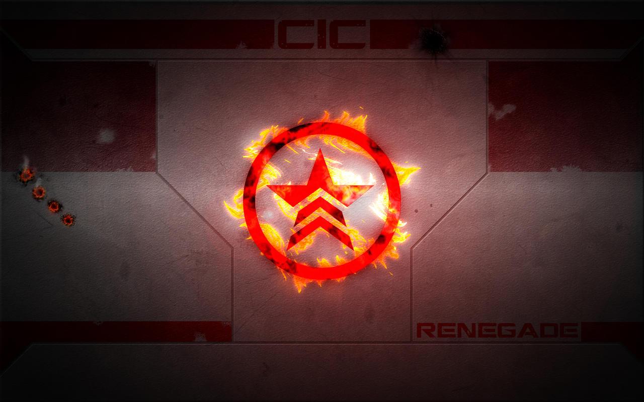 Renegade Wallpaper By GuardianoftheForce On DeviantArt