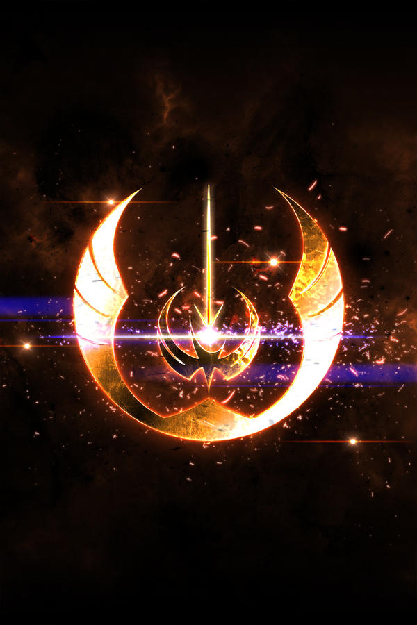 Custom Jedi Order Logo by GuardianoftheForce