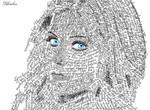Avril Lavigne Typography by KibachuTheWolf
