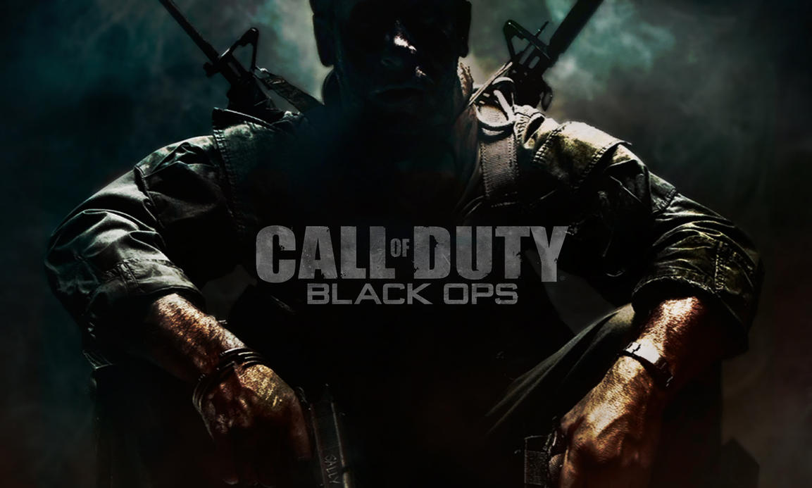 CoD Black Ops Wallpaper 02 By IFoXx360