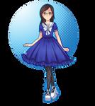 Blue Sailor