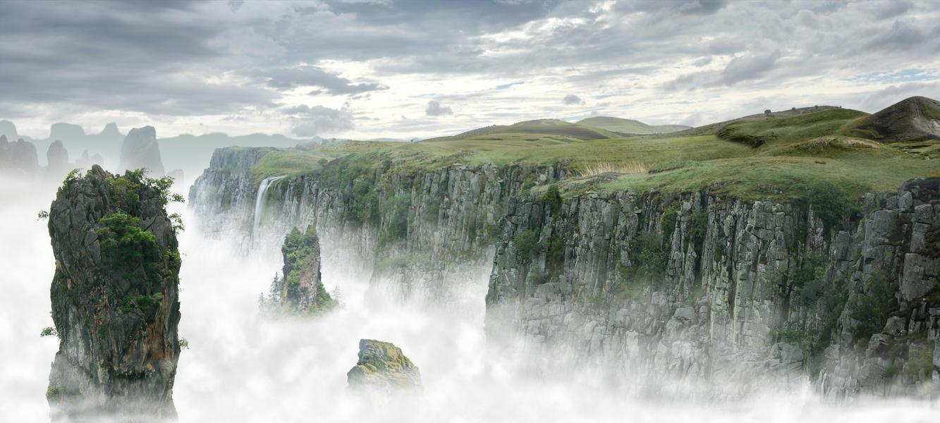 Plateau - stock by Vashar23