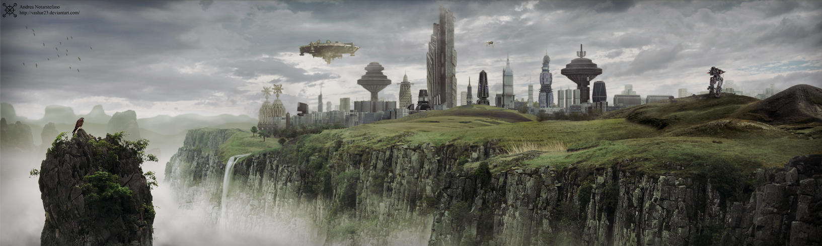 Plateau - Civilization by Vashar23