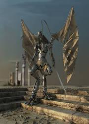 soldier of indar by fandogh36