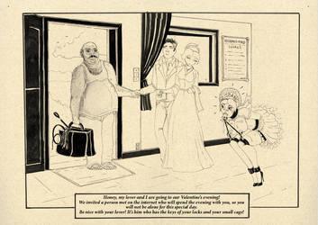 Cuckold-maid-5 by O-M-L