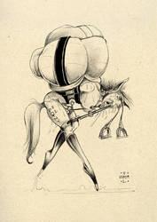 Pony-76 by O-M-L