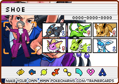 Trainer Card by ShoeEngardetheCat