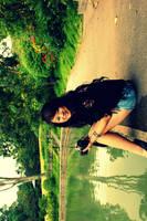 Alex at Botanics Garden by theoneperson