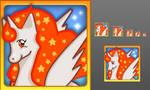 Icon app: Flappy Tappy Unicorn by pixelartkid