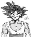Son Goku DBS: Bebi Arc :)