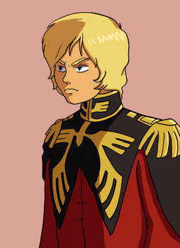 Young Char