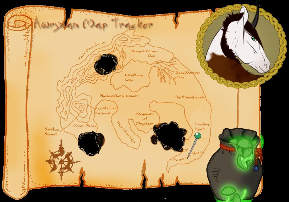 Awry | Kassandra | Map Tracker by NaporieRizia