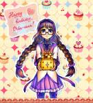 Card - Akemi Homura by burburart