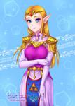 Princess Zelda SFW ver.