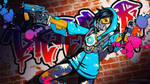 Graffiti Tracer by burburart