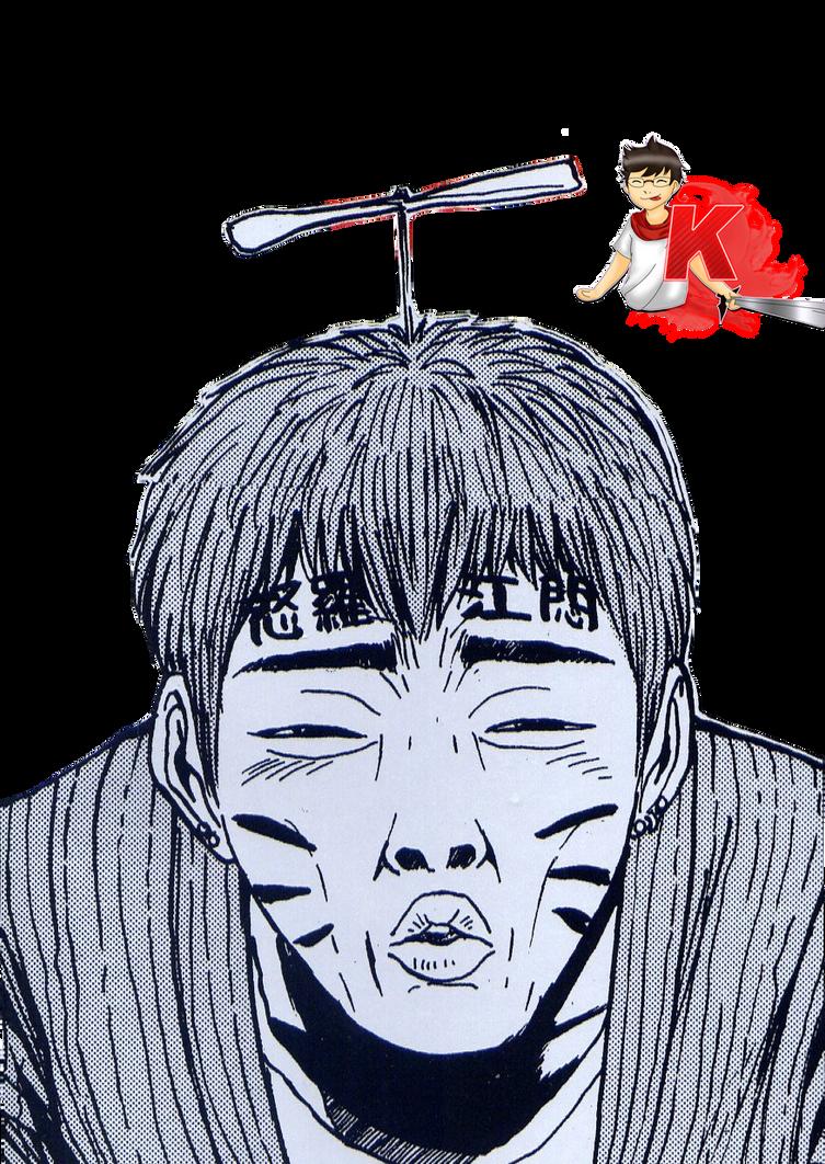 Onizuka renders 58 by kuta89
