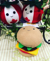 Puffy Burger