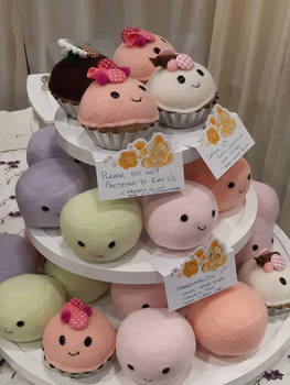 Marshmallows and Cupcakes