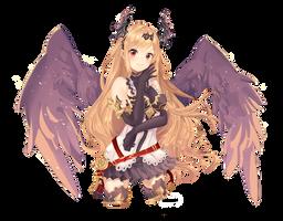 c: Dark Angel Olivia 2/2 by kimomochi