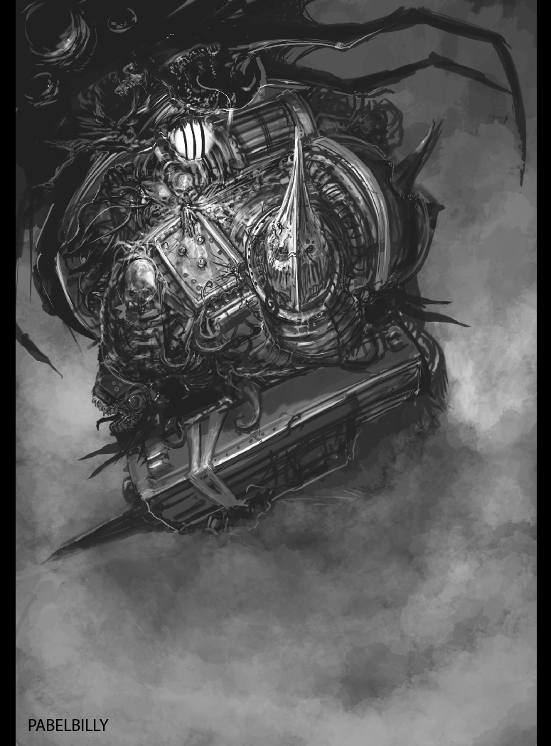 warhammer deathguard by PabelBilly