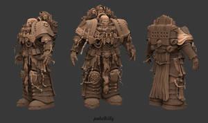 warhammer chaplain