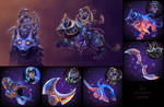 Moon Guardian - Dota 2 Luna by PabelBilly