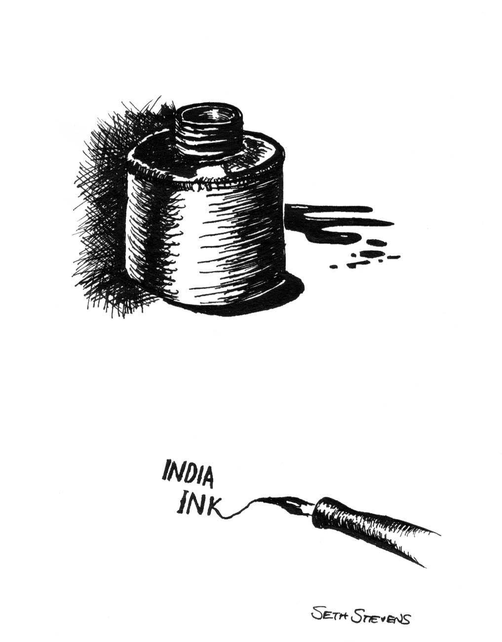 Ink Bottle by smokebox on DeviantArt