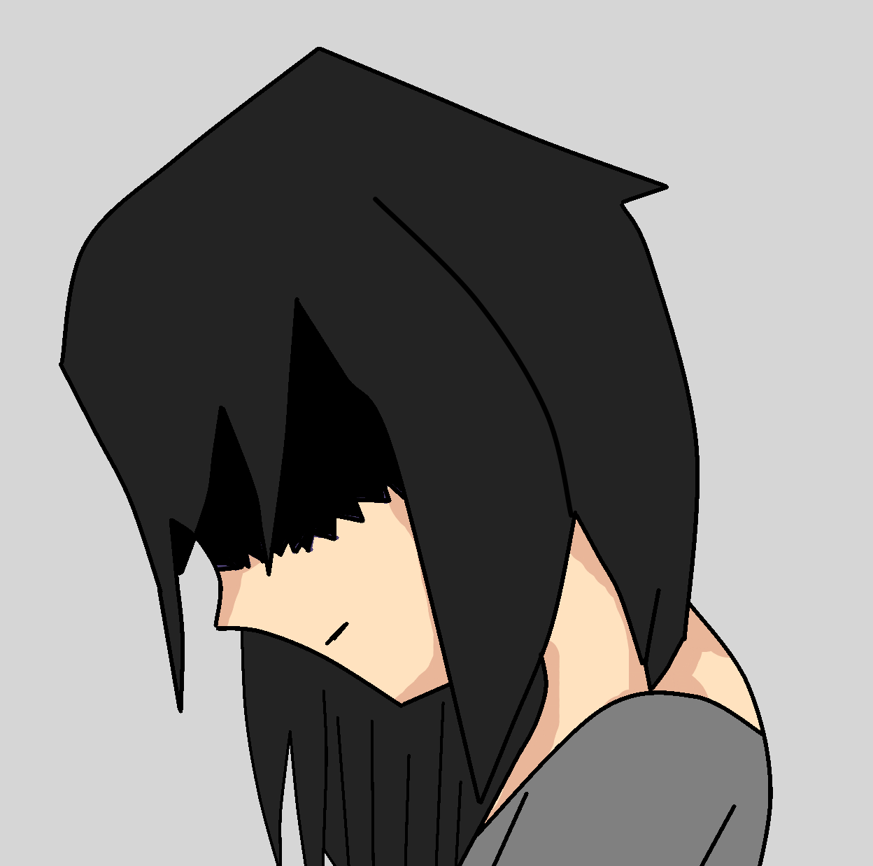 Anime emo girl by streaky300 on deviantart anime emo girl by streaky300 anime emo girl by streaky300 voltagebd Choice Image