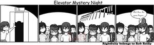 Elevator Mystery Night