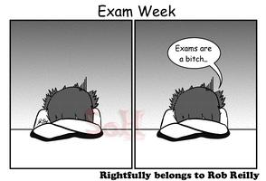 Exam Week