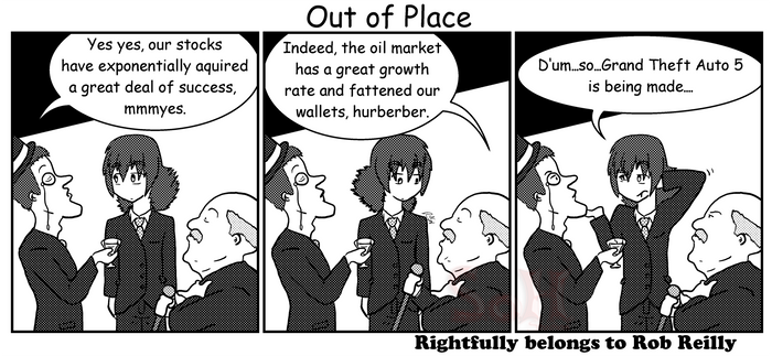 Out of Place