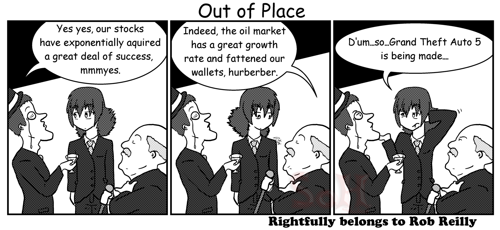 Out of Place by Son23