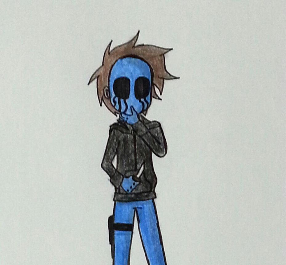 Eyeless Jack by Randompikaturtle