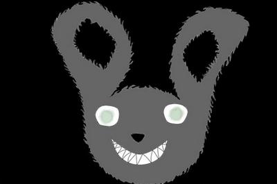 Toxic bunny by icantdrawdontjudge