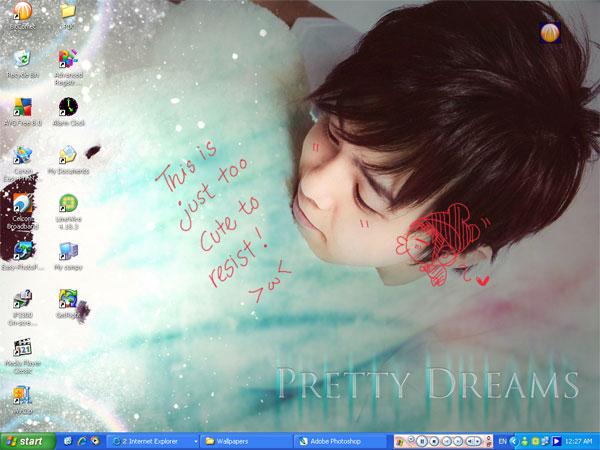 GD in Pretty Dreams by yumiryuiko
