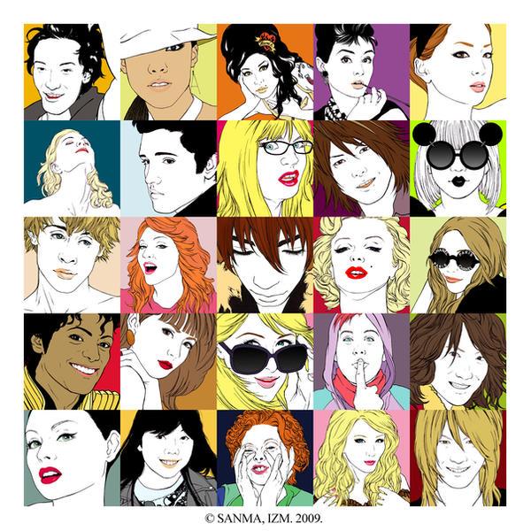 POP TOP vol.1 by WonderLands