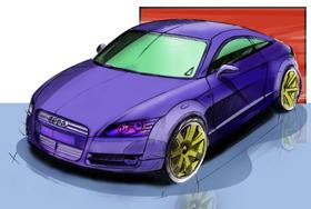 Audi TT by wp130