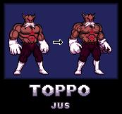 Toppo Hakaishin Jus by KimexDDpac