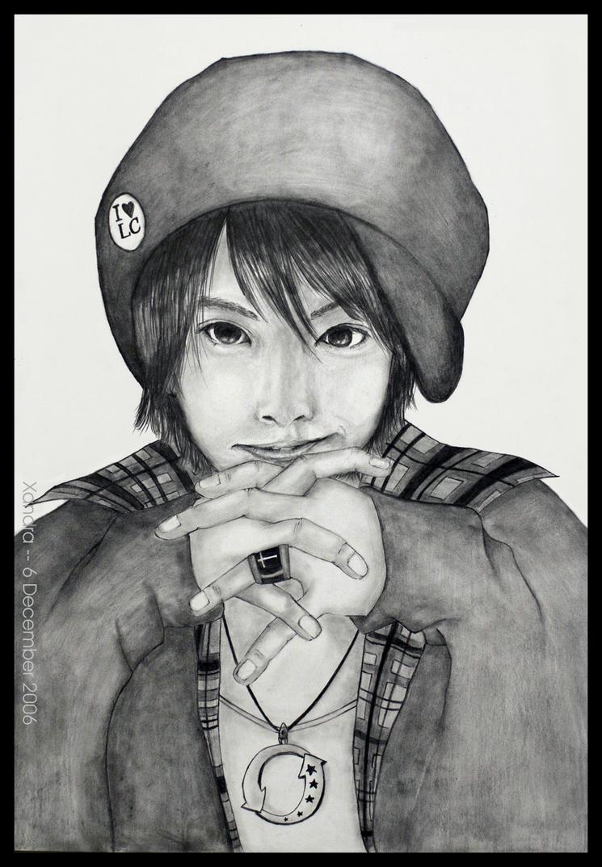 Ohtani Atsushi from RabuKon by pyonicist