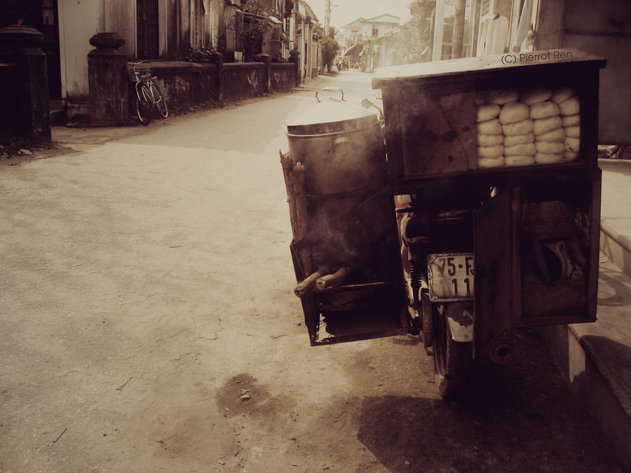 [Prepared go to the city] 2013.12.08 by PierrotRen