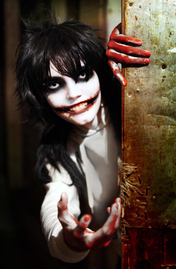 Jeff the Killer by Shredinger-Cat