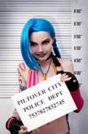 League of Legends | Jinx - Piltover City Police